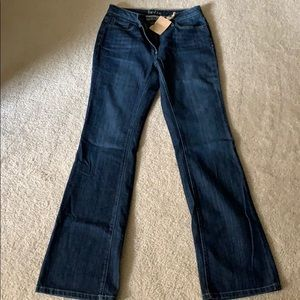 Boden bootcut jeans- new with tags!
